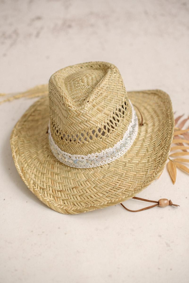 sombrero rafia lula natura