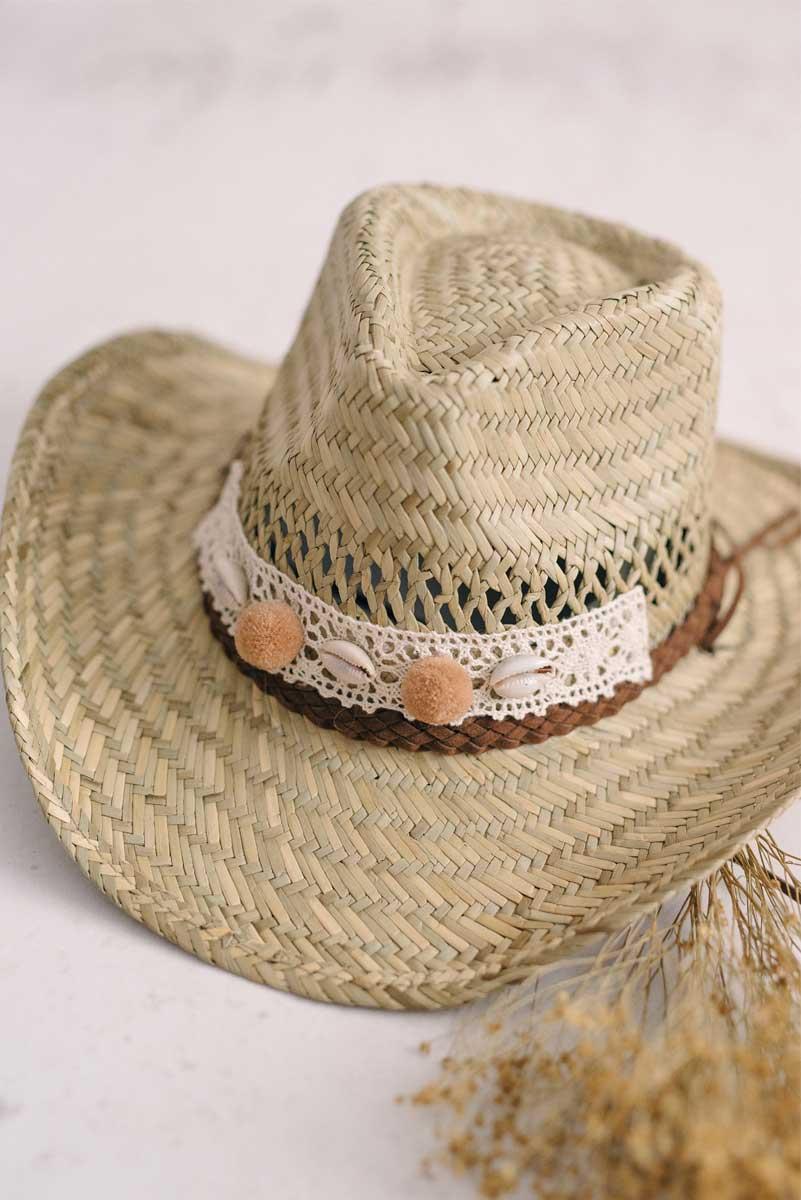 sombrero cowgirl lula natura